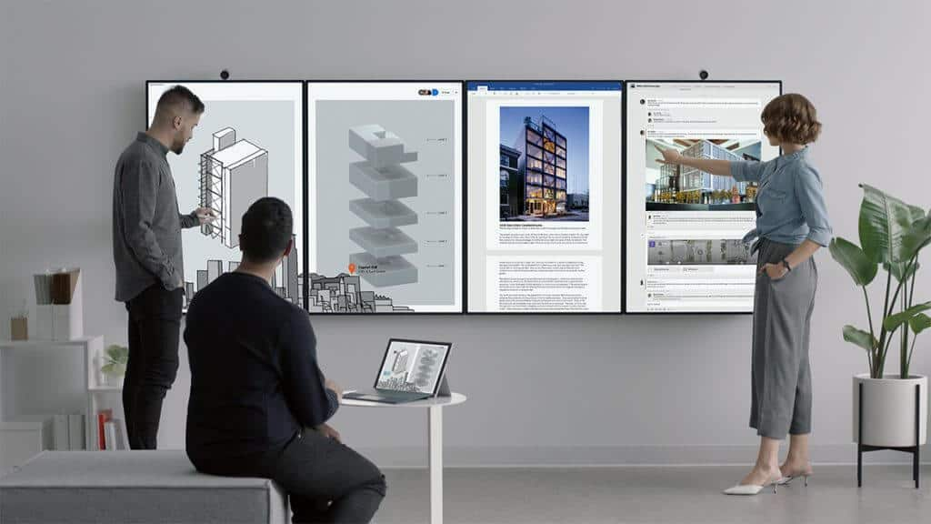 Announcing the Microsoft Surface Hub 2